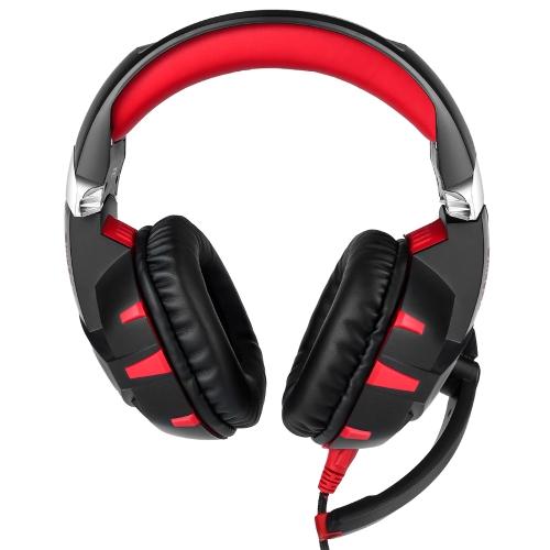 Oreillette ONIKUMA K2 USB Gaming Over Ear