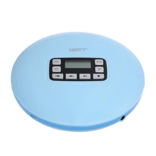 HOTT CD611 Portable Disc Type CD PlayerVideo &amp; Audio<br>HOTT CD611 Portable Disc Type CD Player<br>