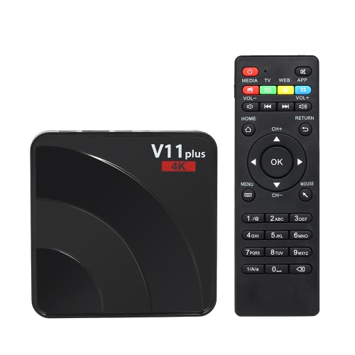COOWELL V11 Plus Android 7.1 TV Box  RK3229 2GB / 16GBVideo &amp; Audio<br>COOWELL V11 Plus Android 7.1 TV Box  RK3229 2GB / 16GB<br>