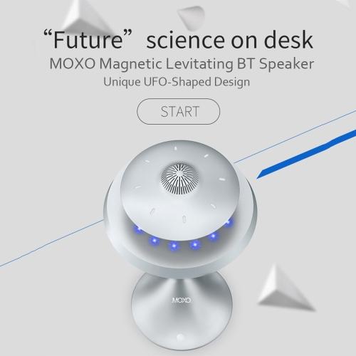 MOXO Magnetic Levitating Wireless Bluetooth SpeakerVideo &amp; Audio<br>MOXO Magnetic Levitating Wireless Bluetooth Speaker<br>