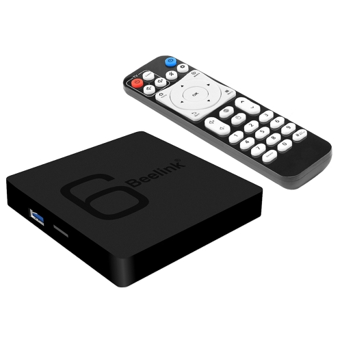 Beelink GS1 Android 7.1 6K TV Box 2GB / 16GBVideo &amp; Audio<br>Beelink GS1 Android 7.1 6K TV Box 2GB / 16GB<br>