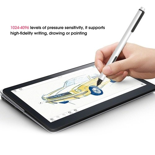 J2 Active Stylus Suitable for Surface 3 Pro3 Pro4 for ACER for ASUS for HP for SONY Certain Models Hand-held Pen Pointer