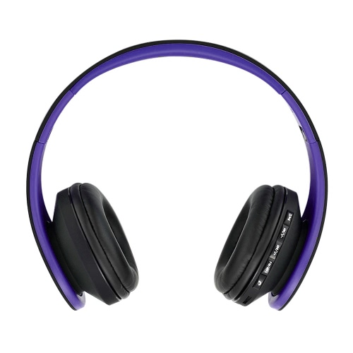 Andoer Bluetooth 4.1 Headphone Wireless Stereo  Headset PurpleVideo &amp; Audio<br>Andoer Bluetooth 4.1 Headphone Wireless Stereo  Headset Purple<br>