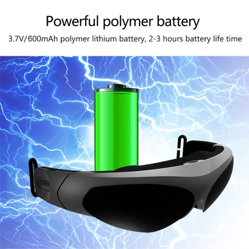 922A Head-Mounted Display FPV Glasses 80 Inches Virtual Wide Screen Smart Video Glasses AV Input for Blu-ray DVD Player Drones MP5Video &amp; Audio<br>922A Head-Mounted Display FPV Glasses 80 Inches Virtual Wide Screen Smart Video Glasses AV Input for Blu-ray DVD Player Drones MP5<br>