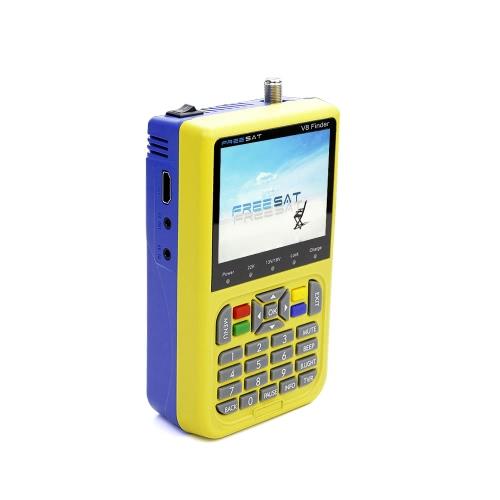 FREE SAT V8 TV Signal Finder MeterVideo &amp; Audio<br>FREE SAT V8 TV Signal Finder Meter<br>