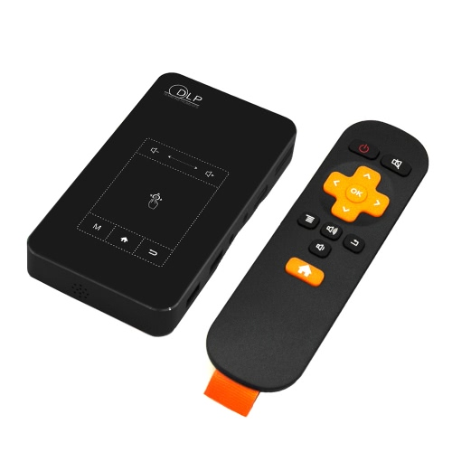 DLP Android 4.4 Mini Smart ProjectorVideo &amp; Audio<br>DLP Android 4.4 Mini Smart Projector<br>