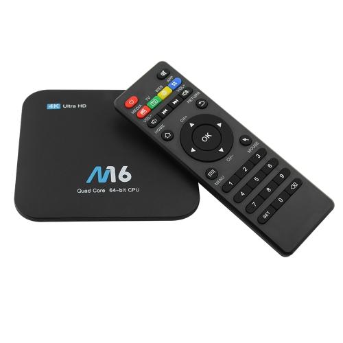 M16 Android 7.1 TV Box Amlogic S905X 1GB / 8GB US PlugVideo &amp; Audio<br>M16 Android 7.1 TV Box Amlogic S905X 1GB / 8GB US Plug<br>