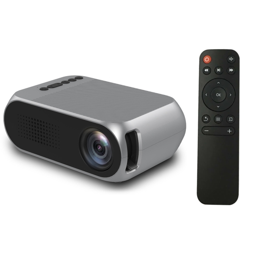Home LED Mini Portable Projector 1080PVideo &amp; Audio<br>Home LED Mini Portable Projector 1080P<br>