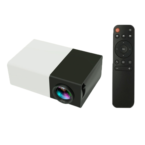 YG-300 Home Mini Portable LED ProjectorVideo &amp; Audio<br>YG-300 Home Mini Portable LED Projector<br>