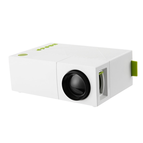 YG310 HD LCD Mini Projector Portable HDMI 1080PVideo &amp; Audio<br>YG310 HD LCD Mini Projector Portable HDMI 1080P<br>
