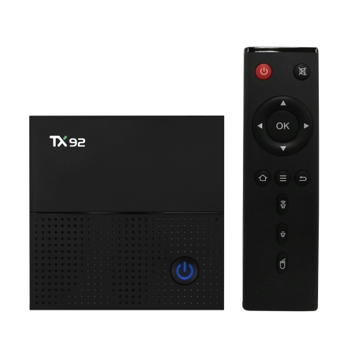 TX92 Android 7.1 TV Box Amlogic S912 3GB + 64GBVideo &amp; Audio<br>TX92 Android 7.1 TV Box Amlogic S912 3GB + 64GB<br>