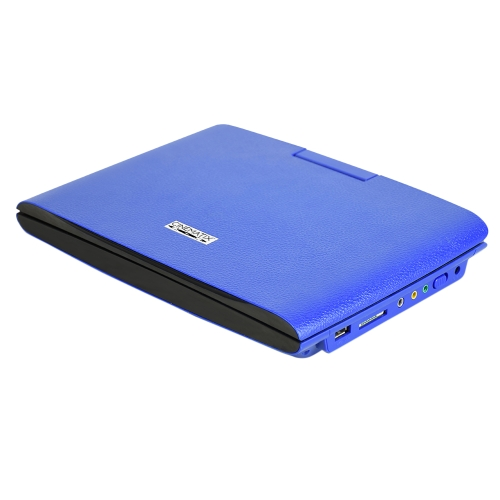 PDVD969 9 Inches Portable DVD Player Swivel Screen Digital Multimedia Player Support SD Card U Disk Playback AV OUT w/Headphones RVideo &amp; Audio<br>PDVD969 9 Inches Portable DVD Player Swivel Screen Digital Multimedia Player Support SD Card U Disk Playback AV OUT w/Headphones R<br>