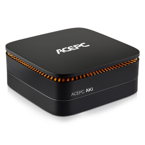 ACEPC AK1 Windows 10 Mini PC 4GB / 32GB Enchufe de la UE