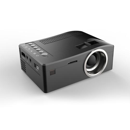 UC18 Mini portatile LCD Home Theater 1080P US Plug EU
