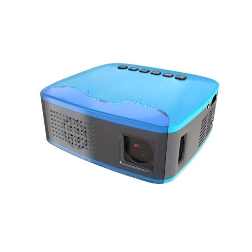 MY20 Mini Portátil LCD Projetor Home Theater Full HD 1080 P