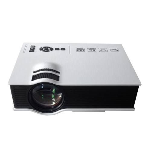 UC40 Portable LED Projector with Remote ControllerVideo &amp; Audio<br>UC40 Portable LED Projector with Remote Controller<br>