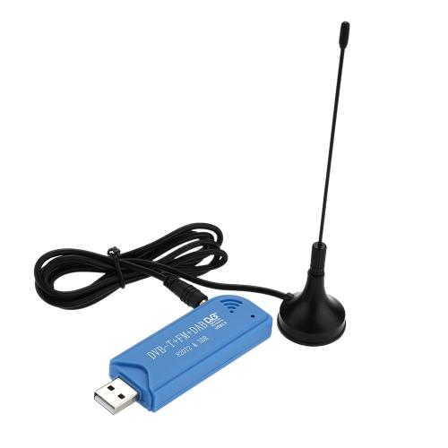 Mini Portable Digital USB 2.0 TV Stick DVB-T + DAB + FM RTL2832U + R820T2 Support SDR Tuner ReceiverVideo &amp; Audio<br>Mini Portable Digital USB 2.0 TV Stick DVB-T + DAB + FM RTL2832U + R820T2 Support SDR Tuner Receiver<br>