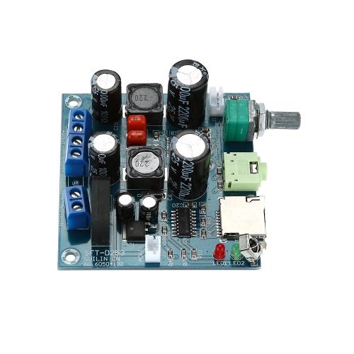 TS-25GFYK-A DC10-22V AC 10-16V 25W * 2 / 20W * 2 Bass Audio Speaker HIFI Digital Amplifier Board
