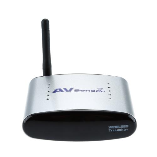 150M PAT-330 2.4G Wireless AV Audio &amp; Video Sender Transmitter &amp; Receiver System for DVD / DVR / IPTV / CCTV Camera / TVVideo &amp; Audio<br>150M PAT-330 2.4G Wireless AV Audio &amp; Video Sender Transmitter &amp; Receiver System for DVD / DVR / IPTV / CCTV Camera / TV<br>
