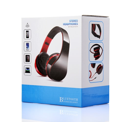 Foldable Wireless Bluetooth 3.0+EDR Stereo HeadsetVideo &amp; Audio<br>Foldable Wireless Bluetooth 3.0+EDR Stereo Headset<br>