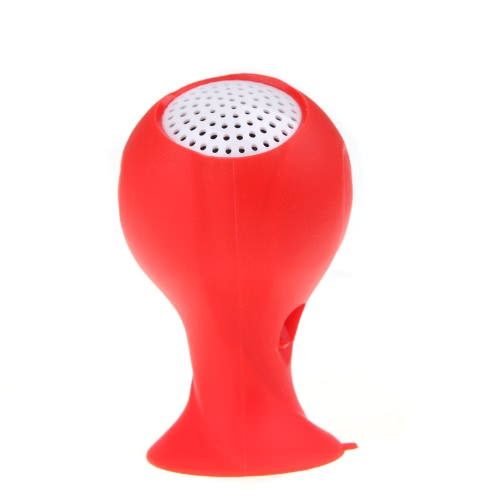 Brazil 2014 World Cup Football Speakers Portable with Silicone Sucker Holder RedVideo &amp; Audio<br>Brazil 2014 World Cup Football Speakers Portable with Silicone Sucker Holder Red<br>