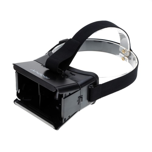 Universal 3D Vr Réalité Virtuelle Video Movie Game Google Lunettes pour iPhone Samsung 3.5 ~ 6
