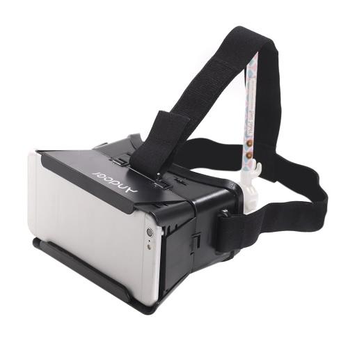 CST-01 universale 3D occhiali  Vr realtà virtuale fai da te video Movie Game Vetri per iPhone Samsung 4-6