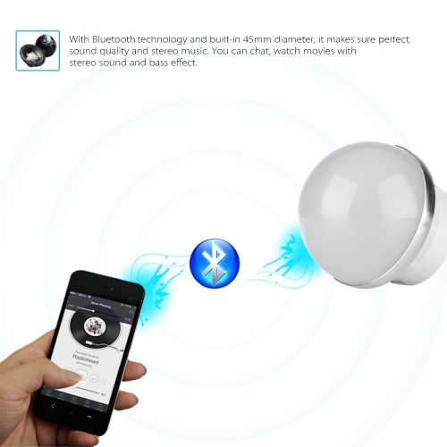 SARDiNE Mushroom Wireless Bluetooth Stereo Speaker with LED Light Amplifier Support TF Card Hands-free w/ MIC  Redial Last IncominVideo &amp; Audio<br>SARDiNE Mushroom Wireless Bluetooth Stereo Speaker with LED Light Amplifier Support TF Card Hands-free w/ MIC  Redial Last Incomin<br>