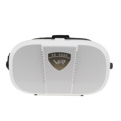 VR World Virtual Reality Glasses 3D VR BOX Headset 3D Movie VR Games Head-mounted Display Use Universal Black for Android iOS SmarVideo &amp; Audio<br>VR World Virtual Reality Glasses 3D VR BOX Headset 3D Movie VR Games Head-mounted Display Use Universal Black for Android iOS Smar<br>