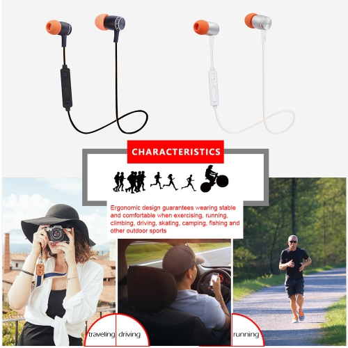 OY6 Rechageable Bluetooth Headphone Outdoor Sport Headphones Bluetooth 4.0 Headsets Stereo Music Earphone Built-in Microphone LineVideo &amp; Audio<br>OY6 Rechageable Bluetooth Headphone Outdoor Sport Headphones Bluetooth 4.0 Headsets Stereo Music Earphone Built-in Microphone Line<br>