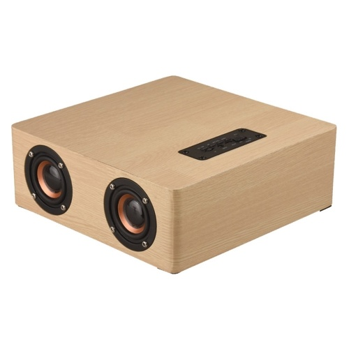 Q5 madeira BT 4.2 alto-falante