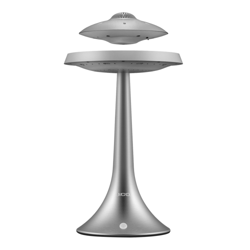 MOXO Magnetic Levitating Speaker Suspension Wireless BT 4.0 UFO-Shaped with LED Light and Touch Buttons Audio Floating Speaker witVideo &amp; Audio<br>MOXO Magnetic Levitating Speaker Suspension Wireless BT 4.0 UFO-Shaped with LED Light and Touch Buttons Audio Floating Speaker wit<br>