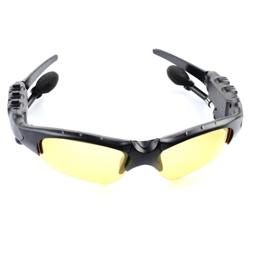 Wireless Bluetooth Rotatable Stereo Sports Sunglasses HeadphoneVideo &amp; Audio<br>Wireless Bluetooth Rotatable Stereo Sports Sunglasses Headphone<br>