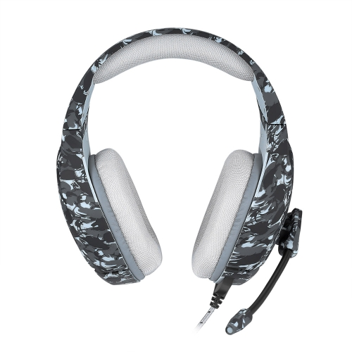 ONIKUMA K1 3.5mm Camouflage Gaming Casque avec Micro