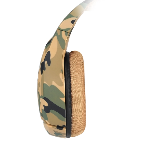 ONIKUMA K1 3.5mm Gaming Headsets with Mic Stereo Sound Noise Reduction Music Headphones for PC New Xbox Laptop DS PSP Camouflage GVideo &amp; Audio<br>ONIKUMA K1 3.5mm Gaming Headsets with Mic Stereo Sound Noise Reduction Music Headphones for PC New Xbox Laptop DS PSP Camouflage G<br>