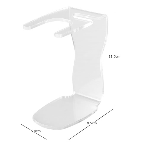 Mens Shaving Holder for Shaving Razor Shaving Brush Mug Acrylic Stand Holder Male Shaving Tool Organizer TransparentHealth &amp; Beauty<br>Mens Shaving Holder for Shaving Razor Shaving Brush Mug Acrylic Stand Holder Male Shaving Tool Organizer Transparent<br>