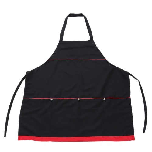 Salon Apron Hairdressing Cape for Barber Hair Cloth Cutting Dyeing Cape BlackHealth &amp; Beauty<br>Salon Apron Hairdressing Cape for Barber Hair Cloth Cutting Dyeing Cape Black<br>
