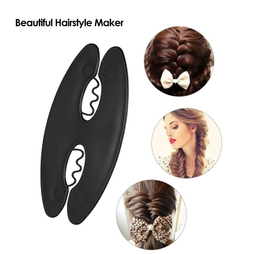 1 Pc Hair Braider Roller Maker Hair Weave Twist Braid Hair DIY Accessory Hair Styling ToolHealth &amp; Beauty<br>1 Pc Hair Braider Roller Maker Hair Weave Twist Braid Hair DIY Accessory Hair Styling Tool<br>
