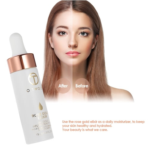 O.TWO.O 24K Rose Gold Elixir Skin Care Beauty Essential Oil Anti Aging Essence Oils Face Lips Lifting Wrinkle RemoverHealth &amp; Beauty<br>O.TWO.O 24K Rose Gold Elixir Skin Care Beauty Essential Oil Anti Aging Essence Oils Face Lips Lifting Wrinkle Remover<br>