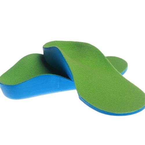 靴のための整形外科用インソールフラットフットアーチサポートオルソティックパッド