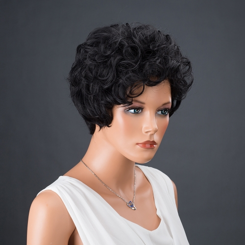 SW1943 10 Curly Short Hair WigHealth &amp; Beauty<br>SW1943 10 Curly Short Hair Wig<br>