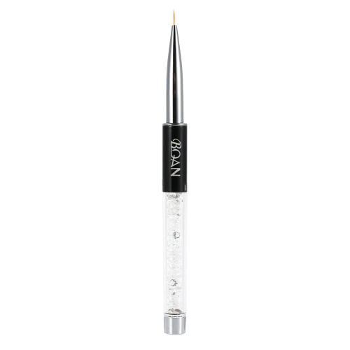 BQAN 7mm Nail Art UV Gel Painting Line Brush  Hair Pen Manicure Nail Liner ToolHealth &amp; Beauty<br>BQAN 7mm Nail Art UV Gel Painting Line Brush  Hair Pen Manicure Nail Liner Tool<br>