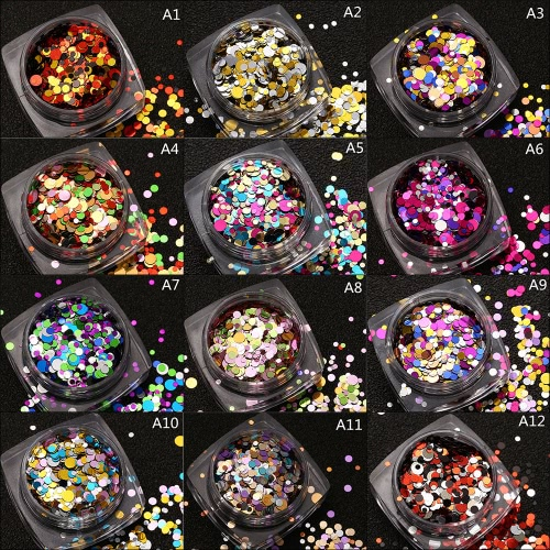 1 Pcs DIY Beauty Nail Tip Craft Decorations Thin Nail Sequins Paillette Glitter Cosmetic Fashion Nail Polish StickersHealth &amp; Beauty<br>1 Pcs DIY Beauty Nail Tip Craft Decorations Thin Nail Sequins Paillette Glitter Cosmetic Fashion Nail Polish Stickers<br>
