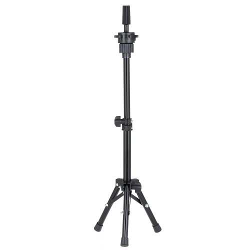 Adjustable Hairdressing Tripod False Head Holder Hairdresser  Head Stand Hair Wig Mold ClampHealth &amp; Beauty<br>Adjustable Hairdressing Tripod False Head Holder Hairdresser  Head Stand Hair Wig Mold Clamp<br>