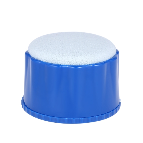 Dental Round Endo Stand Cleaning Foam File Drills Block Holder with Sponge Autoclavable Dentist Product Dental Tool Random Color