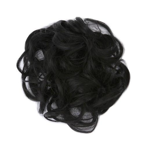 1Pcs Pony Tail Hair Extension Buns Gancho Hairpin