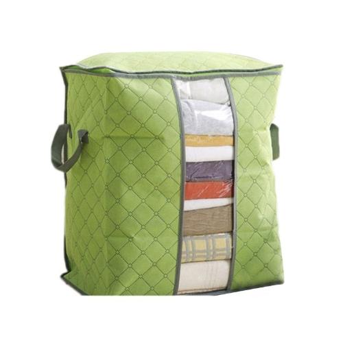 Almofadas de cama de roupas grandes Duvet Almofadas com caixas de proteção não tecidas Caixa de armazenamento