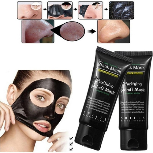 Deep Mud Sea Mineral Nose Blackhead Removal Pore Cleaner Cleansing Membrane MaskHealth &amp; Beauty<br>Deep Mud Sea Mineral Nose Blackhead Removal Pore Cleaner Cleansing Membrane Mask<br>