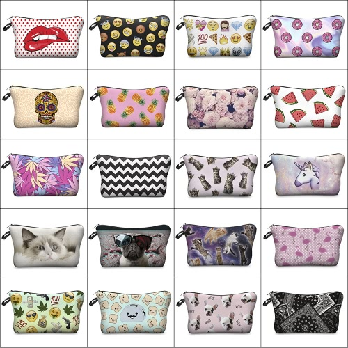 Cute Fashion Travel Cosmetic Bag Makeup Case Multifunction Toiletry Zipper Wash Organizer Pouch StorageHealth &amp; Beauty<br>Cute Fashion Travel Cosmetic Bag Makeup Case Multifunction Toiletry Zipper Wash Organizer Pouch Storage<br>