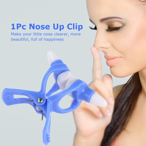 1Pc Nose Up Lifting Shaping Clip Bridge Straightening Clipper Nose Care Up Clip Beauty Tool ClipperHealth &amp; Beauty<br>1Pc Nose Up Lifting Shaping Clip Bridge Straightening Clipper Nose Care Up Clip Beauty Tool Clipper<br>